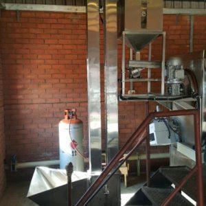 Vertical Seed Elevator