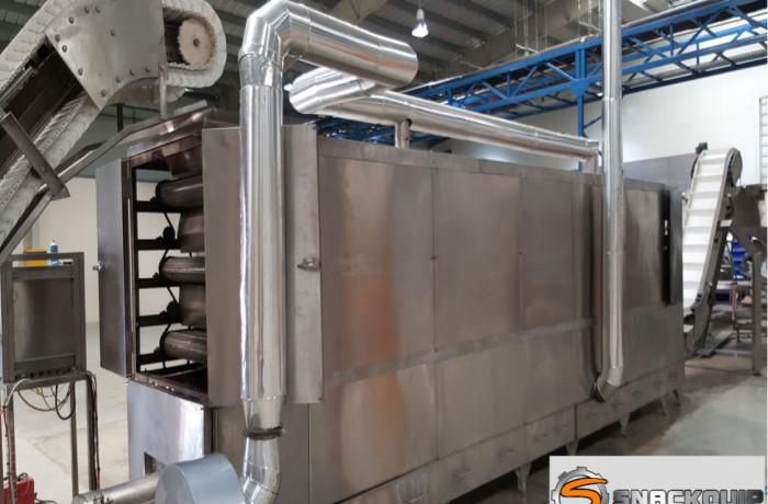 Inline Belt Dryer